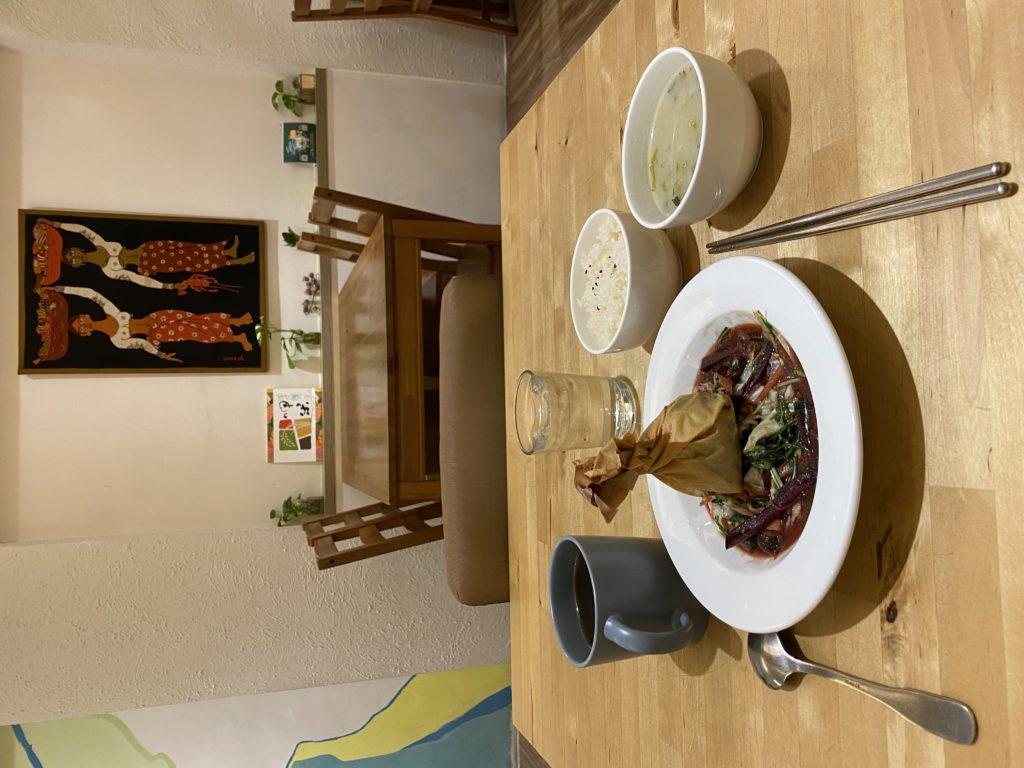 台北車站素食
